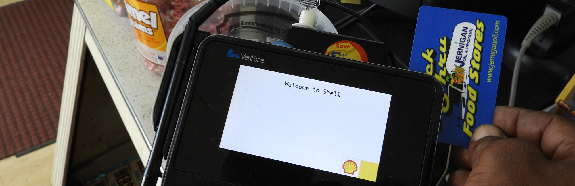 Fleet Fueling Card